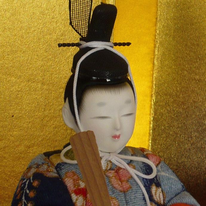Japanese Doll Quot Kimekomi Hina Ningyo Quot