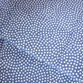 Tenugui material/dark blue - Cotton fabric