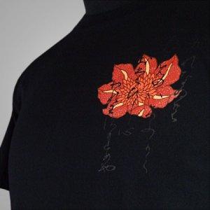 "Photo4: T-shirt ""Oiran"" Japanese style"