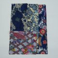 Attractive design kimono fabric set (Bingata A)