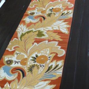 Photo1: Graceful color Obi (Kimono Belt)