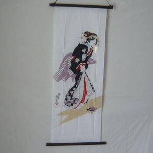 Photo1: Japanese Beauty tenugui
