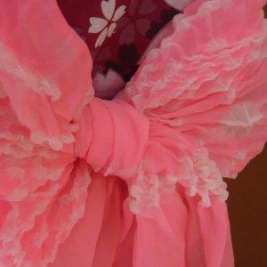 Photo5: Pink Heko Obi