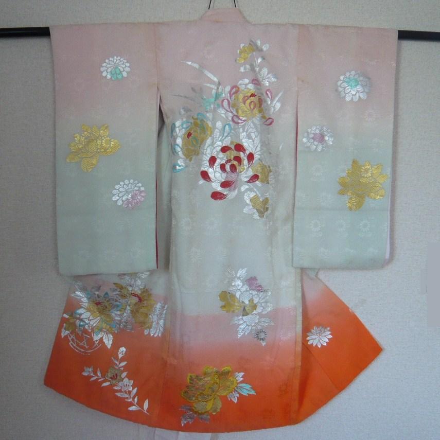 kids kimono
